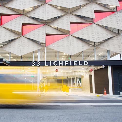 Lichfield Street Case Study