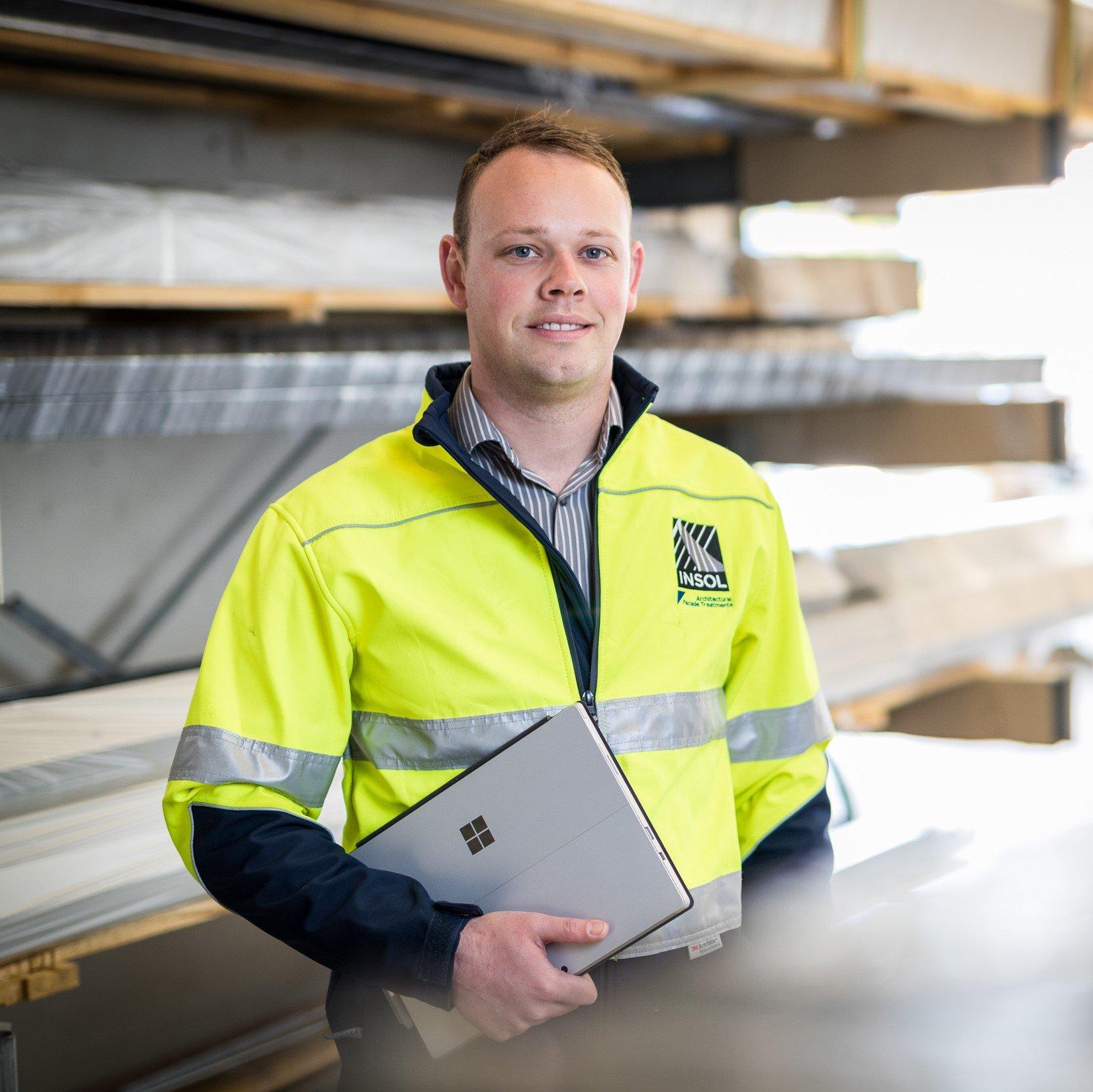 Bradley Murray | Insol Ltd