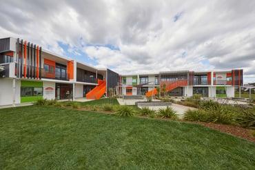 Solar Control in Schools