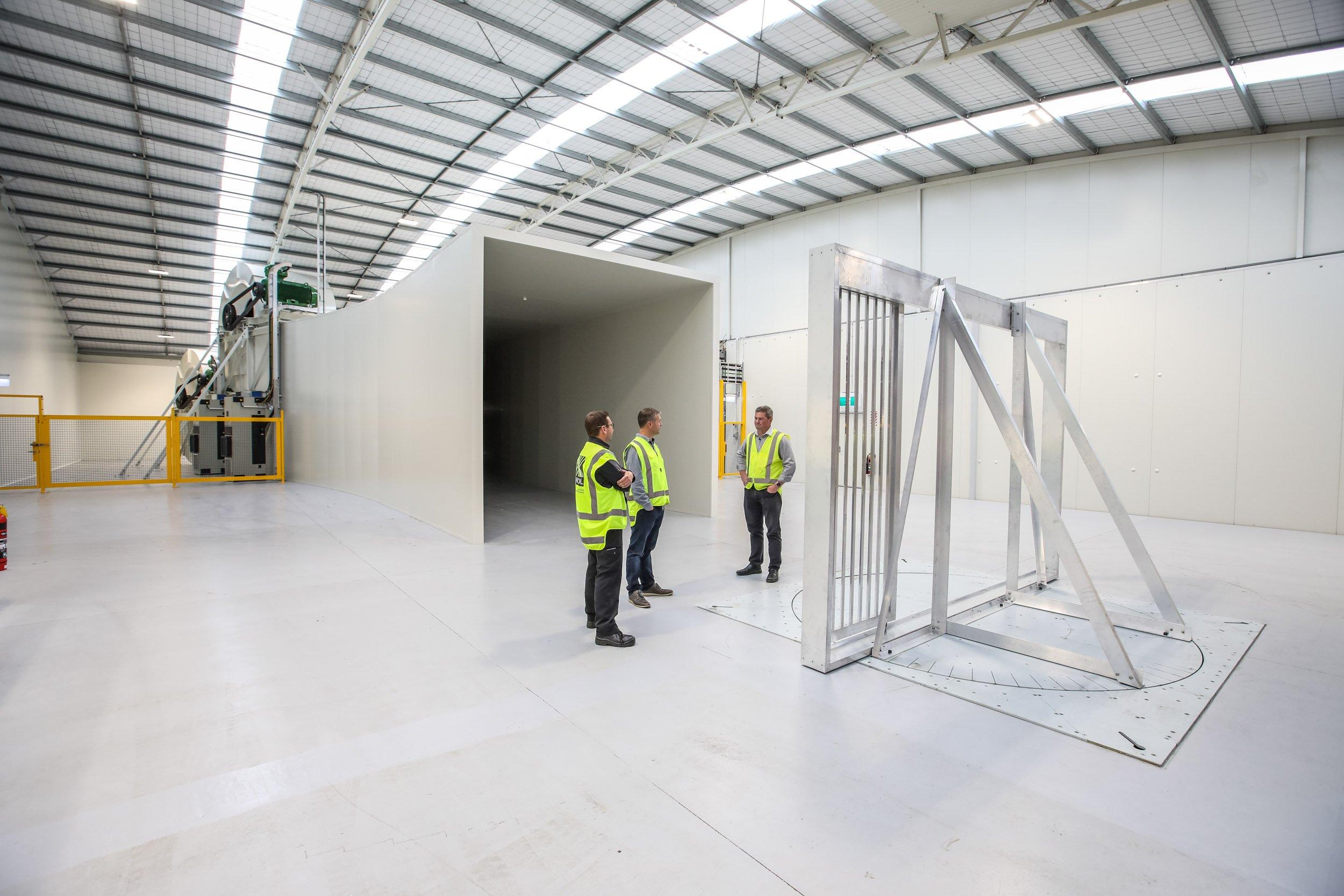 Facade Testing Laboratory | Insol Ltd