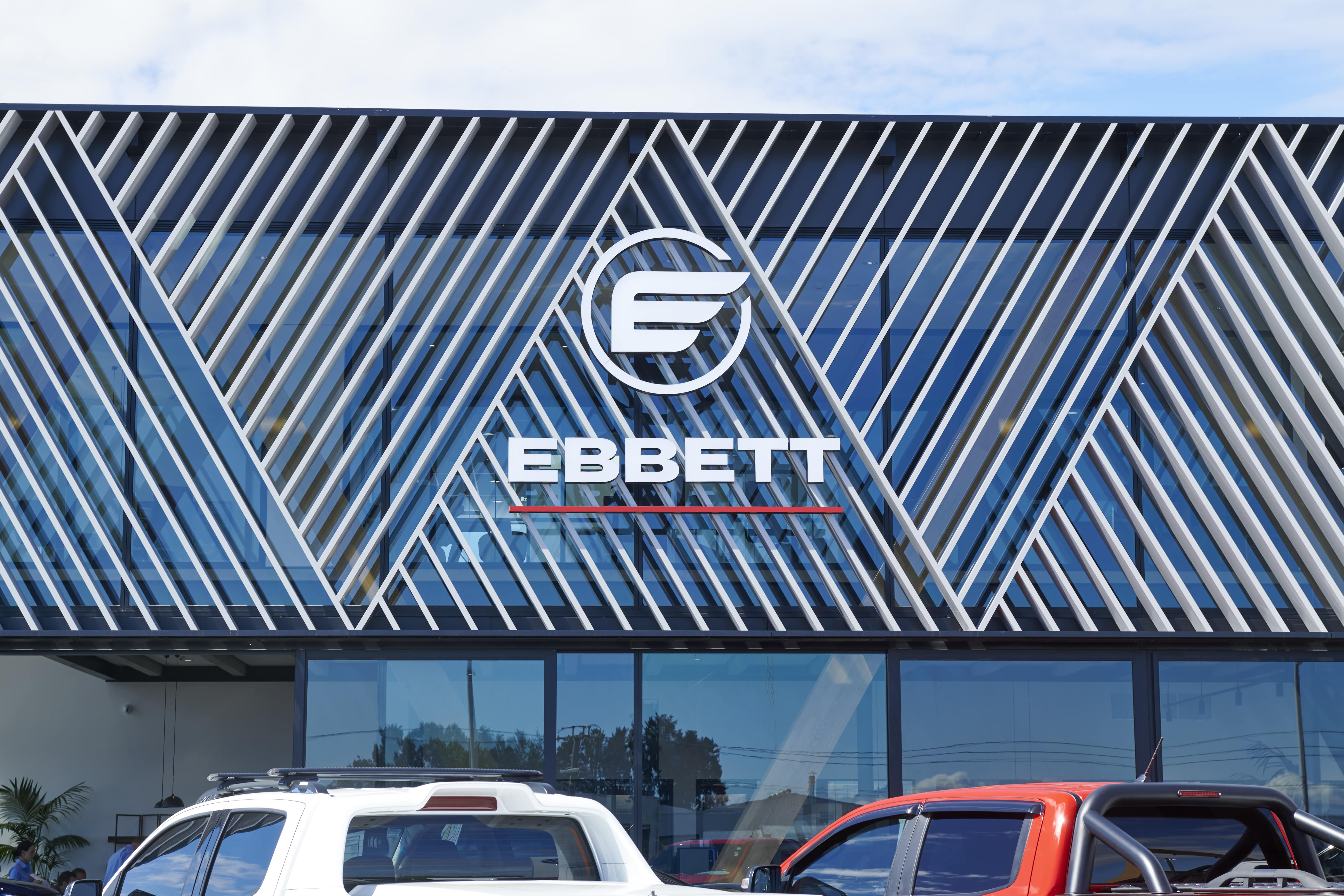 Ebbett Holden Showroom | Insol Ltd